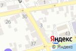 Схема проезда до компании Червонец в Астрахани
