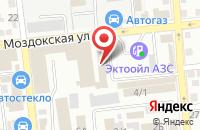 Схема проезда до компании РузСо в Астрахани