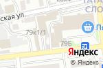 Схема проезда до компании NetLife в Астрахани