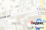 Схема проезда до компании Автоюрист Эксперт в Астрахани