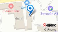 Компания Астраханский кровельный центр на карте