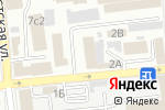 Схема проезда до компании Астраханская геофизическая экспедиция в Астрахани