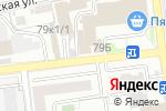 Схема проезда до компании CARtuning в Астрахани