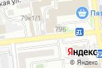 Схема проезда до компании МеркурийТрейд в Астрахани