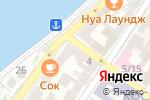 Схема проезда до компании Фотовидеостудия в Астрахани