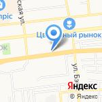 Видеонаблюдение на карте Астрахани