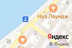 Схема проезда до компании ЕврАзия в Астрахани