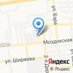 Астраханьавтогаз на карте Астрахани