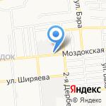 Экспертъ на карте Астрахани