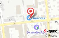 Схема проезда до компании Экспертъ в Астрахани