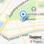 Д`Люкс. Арт на карте Астрахани