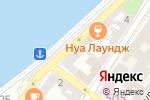 Схема проезда до компании Royal в Астрахани