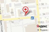 Схема проезда до компании Все для клининга и автомоек в Астрахани