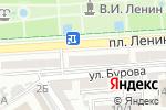 Схема проезда до компании ВСК, САО в Астрахани