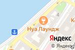 Схема проезда до компании Компания по прокату велосипедов в Астрахани