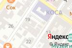 Схема проезда до компании Чинара в Астрахани