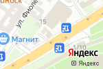 Схема проезда до компании ТАЙМЕР в Астрахани