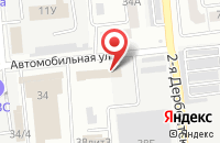 Схема проезда до компании Инколор в Астрахани