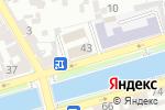 Схема проезда до компании Кировский районный суд г. Астрахани в Астрахани