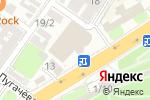Схема проезда до компании КОМПЬЮТЕРЫ И СЕТИ в Астрахани