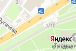 Схема проезда до компании Огни большого праздника в Астрахани