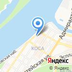 Общероссийский народный фронт на карте Астрахани