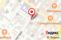 Схема проезда до компании БСТ в Астрахани