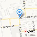 OldFashion bar на карте Астрахани