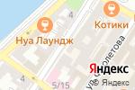 Схема проезда до компании Профилактика в Астрахани