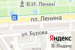 Схема проезда до компании Гимназия №3 с дошкольным отделением в Астрахани