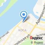 Климат-РАЙ на карте Астрахани
