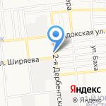 Медтехника на карте Астрахани