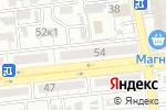 Схема проезда до компании Центр прикладной метрологии в Астрахани