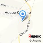 Коминская национальная основная общеобразовательная школа на карте Йошкар-Олы