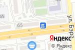 Схема проезда до компании Аллегро в Астрахани