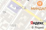Схема проезда до компании Селфи в Астрахани