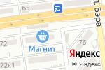 Схема проезда до компании Асдент в Астрахани
