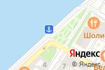 Схема проезда до компании Киоск по продаже мороженого в Астрахани