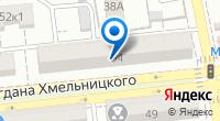 Компания Безопасность бизнеса на карте