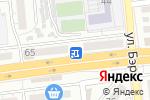 Схема проезда до компании АСТРАТЕЯ в Астрахани