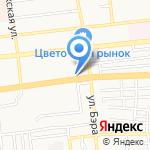 АСТРАТЕЯ на карте Астрахани
