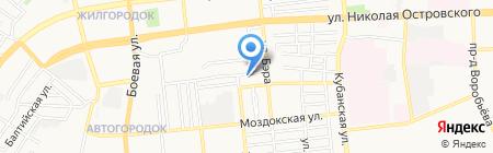 ИТ-Партнер на карте Астрахани