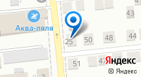 Компания Астраханская оконница на карте