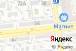 Схема проезда до компании Студия Красоты Ани Каверкиной в Астрахани