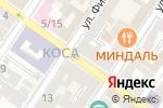 Схема проезда до компании Управление Федеральной службы судебных приставов по Астраханской области в Астрахани