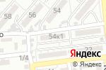 Схема проезда до компании Алекс-Сервис в Астрахани
