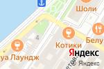 Схема проезда до компании Компания в Астрахани
