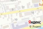 Схема проезда до компании Юность России в Астрахани