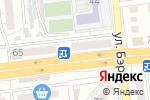 Схема проезда до компании Роскошные волосы в Астрахани