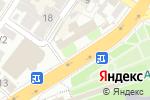 Схема проезда до компании Автокафе в Астрахани